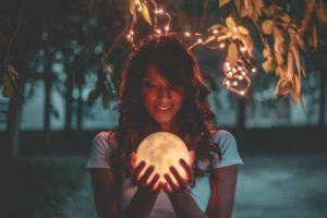 9 lune donna